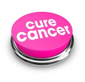 Cure-Cancer-Button